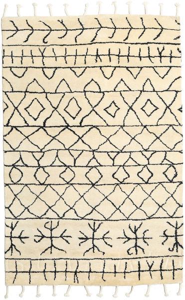 Moss Berber - Natural Dywan 180X275 Nowoczesny Tkany Ręcznie Beżowy (Wełna, Indie)