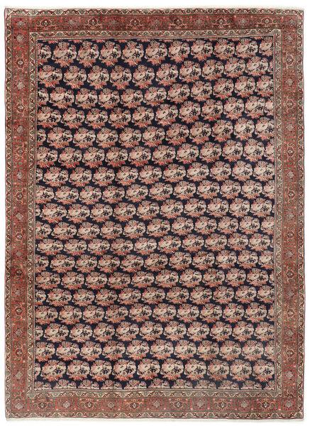 Bidżar Dywan 254X343 Orientalny Tkany Ręcznie Ciemnoczerwony/Brązowy Duży (Wełna, Persja/Iran)