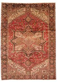 Heriz Dywan 257X352 Orientalny Tkany Ręcznie Duży (Wełna, Persja/Iran)