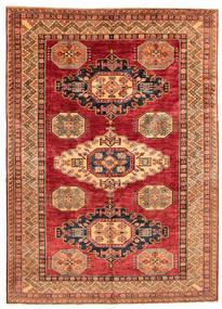 Kazak Dywan 168X240 Orientalny Tkany Ręcznie (Wełna, Pakistan)