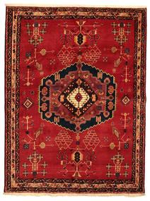 Afszar Dywan 176X232 Orientalny Tkany Ręcznie (Wełna, Persja/Iran)