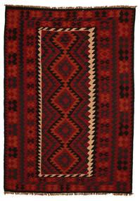 Kilim Maimana Dywan 190X285 Orientalny Tkany Ręcznie (Wełna, Afganistan)
