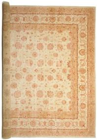 Ziegler Dywan 575X842 Orientalny Tkany Ręcznie Żółty/Beżowy Duży (Wełna, Pakistan)