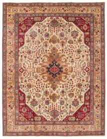 Tebriz Patina Dywan 260X344 Orientalny Tkany Ręcznie Duży (Wełna, Persja/Iran)