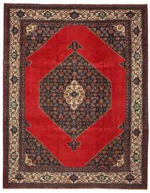 Hamadan Patina Dywan 271X348 Orientalny Tkany Ręcznie Ciemnobrązowy/Rdzawy/Czerwony Duży (Wełna, Persja/Iran)