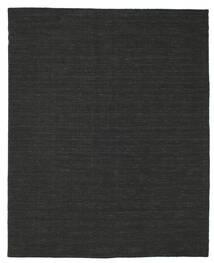 Kilim Loom - Czarny Dywan 200X250 Nowoczesny Tkany Ręcznie Czarny (Wełna, Indie)
