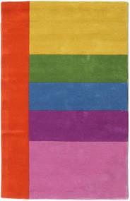 Colors By Meja Handtufted Dywan 100X160 Nowoczesny Różowy/Rdzawy/Czerwony (Wełna, Indie)