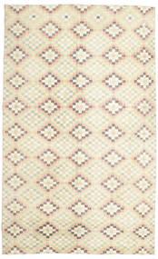 Colored Vintage Dywan 182X298 Nowoczesny Tkany Ręcznie Beżowy/Ciemnobeżowy (Wełna, Turcja)