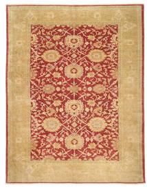 Egypt Dywan 306X391 Orientalny Tkany Ręcznie Ciemnobeżowy/Czerwony Duży (Wełna, Egipt)