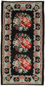 Kilim Rose Dywan 183X350 Orientalny Tkany Ręcznie (Wełna, Mołdawia)