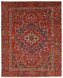 Baktjar Patina Dywan 337X431 Orientalny Tkany Ręcznie Ciemnoczerwony/Rdzawy/Czerwony Duży (Wełna, Persja/Iran)