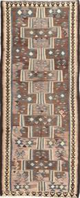 Kilim Fars Dywan 135X335 Orientalny Tkany Ręcznie Chodnik (Wełna, Persja/Iran)