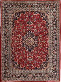 Kashmar Patina Dywan 250X333 Orientalny Tkany Ręcznie Ciemnoczerwony/Ciemnobrązowy Duży (Wełna, Persja/Iran)
