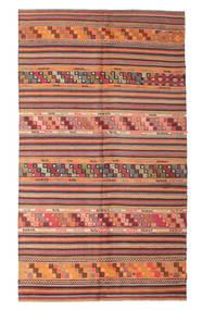 Kilim Pół -Antyk Tureckie Dywan 167X290 Orientalny Tkany Ręcznie Rdzawy/Czerwony/Ciemnoczerwony (Wełna, Turcja)