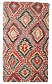 Kilim Pół -Antyk Tureckie Dywan 170X298 Orientalny Tkany Ręcznie Jasnoszary/Rdzawy/Czerwony (Wełna, Turcja)