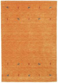 Gabbeh Loom Two Lines - Pomarańczowy Dywan 160X230 Nowoczesny Pomarańczowy (Wełna, Indie)