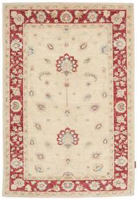 Ziegler Dywan 117X182 Orientalny Tkany Ręcznie Beżowy/Ciemnobeżowy (Wełna, Pakistan)