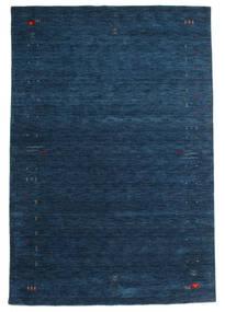 Gabbeh Loom Frame - Ciemnoniebieski Dywan 190X290 Nowoczesny Ciemnoniebieski (Wełna, Indie)