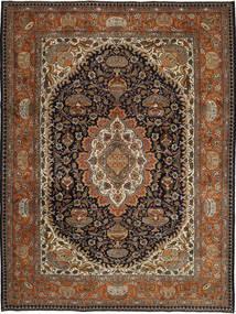 Kashmar Patina Dywan 253X340 Orientalny Tkany Ręcznie Ciemnobrązowy/Brązowy Duży (Wełna, Persja/Iran)