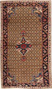 Koliai Patina Dywan 100X183 Orientalny Tkany Ręcznie Ciemnobrązowy/Jasnobrązowy (Wełna, Persja/Iran)