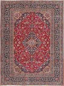 Kashmar Patina Dywan 240X334 Orientalny Tkany Ręcznie Ciemnobrązowy/Jasnoszary (Wełna, Persja/Iran)