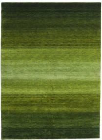 Gabbeh Rainbow - Zielony Dywan 210X290 Nowoczesny Ciemnozielony/Zielony/Oliwkowy (Wełna, Indie)