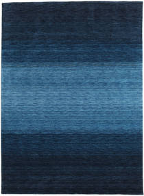 Gabbeh Rainbow - Niebieski Dywan 210X290 Nowoczesny Ciemnoniebieski/Niebieski (Wełna, Indie)