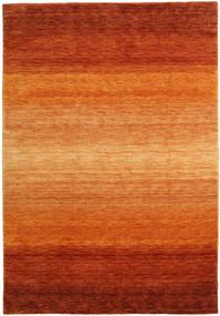 Gabbeh Rainbow - Rdzawy Dywan 160X230 Nowoczesny Pomarańczowy/Rdzawy/Czerwony (Wełna, Indie)