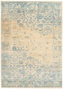 Roma Nowoczesne Collection Dywan 203X293 Nowoczesny Tkany Ręcznie Beżowy/Jasnoszary ( Indie)