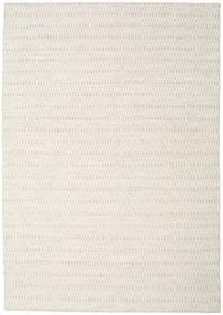 Kilim Long Stitch - Beżowy Dywan 240X340 Nowoczesny Tkany Ręcznie Jasnoszary/Beżowy (Wełna, Indie)