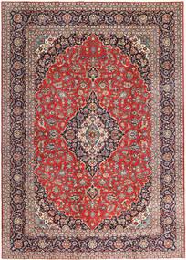 Keszan Patina Dywan 275X385 Orientalny Tkany Ręcznie Rdzawy/Czerwony/Ciemnoczerwony Duży (Wełna, Persja/Iran)
