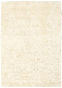 Stick Saggi - Off-White Dywan 160X230 Nowoczesny Tkany Ręcznie Beżowy (Wełna, Indie)
