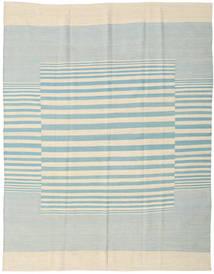 Kilim Nowoczesne Dywan 181X230 Nowoczesny Tkany Ręcznie Beżowy/Turkusowy Niebieski (Wełna, Indie)
