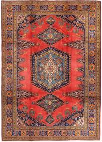 Wiss Dywan 214X336 Orientalny Tkany Ręcznie Ciemnoczerwony/Brązowy (Wełna, Persja/Iran)