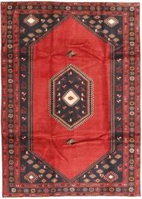 Kelardaszt Dywan 199X282 Orientalny Tkany Ręcznie Ciemnoczerwony/Czarny (Wełna, Persja/Iran)