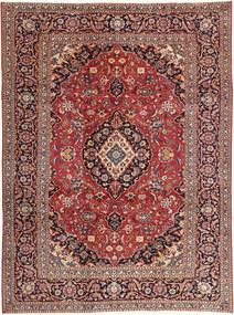 Keszan Patina Dywan 242X333 Orientalny Tkany Ręcznie Ciemnoczerwony/Jasnobrązowy (Wełna, Persja/Iran)