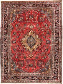 Hamadan Shahrbaf Patina Dywan 220X300 Orientalny Tkany Ręcznie Ciemnoczerwony/Ciemnobrązowy (Wełna, Persja/Iran)