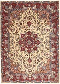 Kashmar Patina Dywan 250X340 Orientalny Tkany Ręcznie Ciemnoczerwony/Beżowy Duży (Wełna, Persja/Iran)