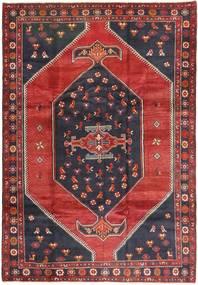 Kelardaszt Dywan 200X295 Orientalny Tkany Ręcznie Ciemnoczerwony/Czarny (Wełna, Persja/Iran)