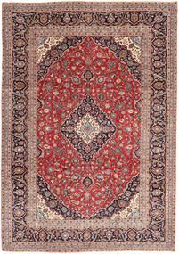 Keszan Patina Dywan 237X337 Orientalny Tkany Ręcznie Ciemnoczerwony/Brązowy (Wełna, Persja/Iran)