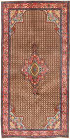 Koliai Dywan 158X320 Orientalny Tkany Ręcznie Brązowy/Ciemnobrązowy (Wełna, Persja/Iran)