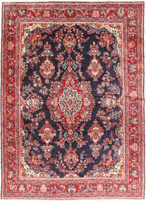 Hamadan Shahrbaf Dywan 215X292 Orientalny Tkany Ręcznie Rdzawy/Czerwony/Ciemnoszary (Wełna, Persja/Iran)