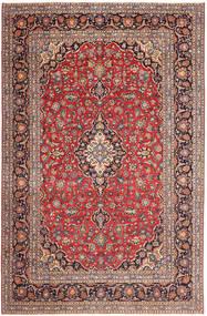 Keszan Patina Dywan 237X363 Orientalny Tkany Ręcznie Ciemnoczerwony/Rdzawy/Czerwony (Wełna, Persja/Iran)