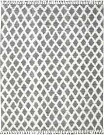 Inez - Ciemnobrązowy/White Dywan 250X350 Nowoczesny Tkany Ręcznie Jasnoszary/Ciemnoszary Duży (Wełna, Indie)