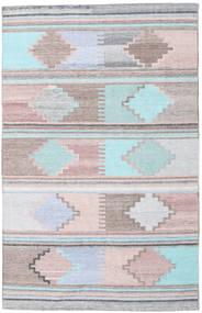 Dywan Zewnętrzny Pet Yarn Kilim Dywan 160X230 Nowoczesny Tkany Ręcznie ( Indie)