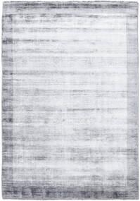 Highline Frame - Szarość Weglowa Dywan 170X240 Nowoczesny Jasnoszary/Biały/Creme/Beżowy ( Indie)