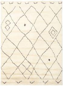 Almaaz - White Dywan 170X240 Nowoczesny Tkany Ręcznie Beżowy/Żółty (Wełna, Indie)
