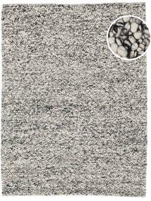 Bubbles - Melange Szary Dywan 250X350 Nowoczesny Jasnoszary/Turkusowy Niebieski Duży (Wełna, Indie)