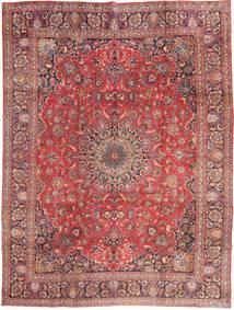 Meszhed Dywan 285X375 Orientalny Tkany Ręcznie Ciemnoczerwony/Jasnoróżowy Duży (Wełna, Persja/Iran)