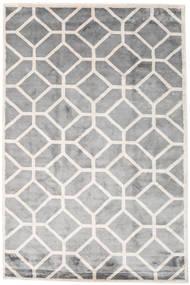 Palace Dywan 200X300 Nowoczesny Tkany Ręcznie Jasnoszary/Biały/Creme ( Indie)